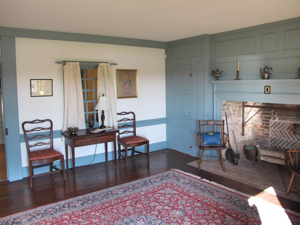 Maull House Interior